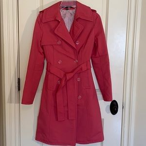 Expresa pink trench